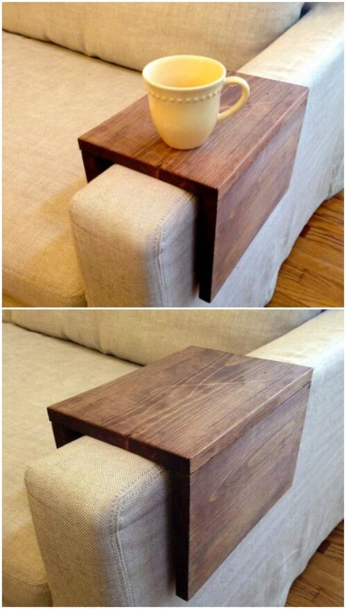 Small Wooden Craft Ideas  40 Beautiful and Eco Friendly Reclaimed Wood Projects That