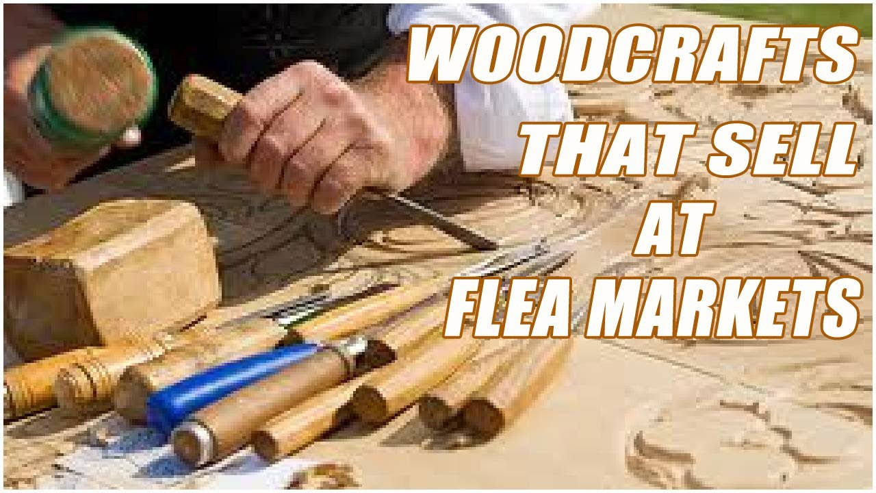 Small Wooden Craft Ideas  Wood Crafts That Sell At Flea Markets