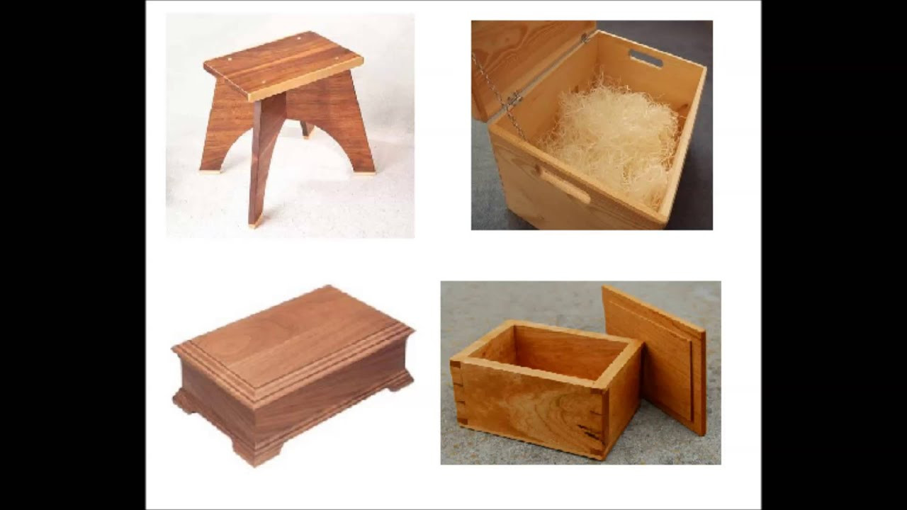 Small Wooden Craft Ideas  Small Wood Project Ideas