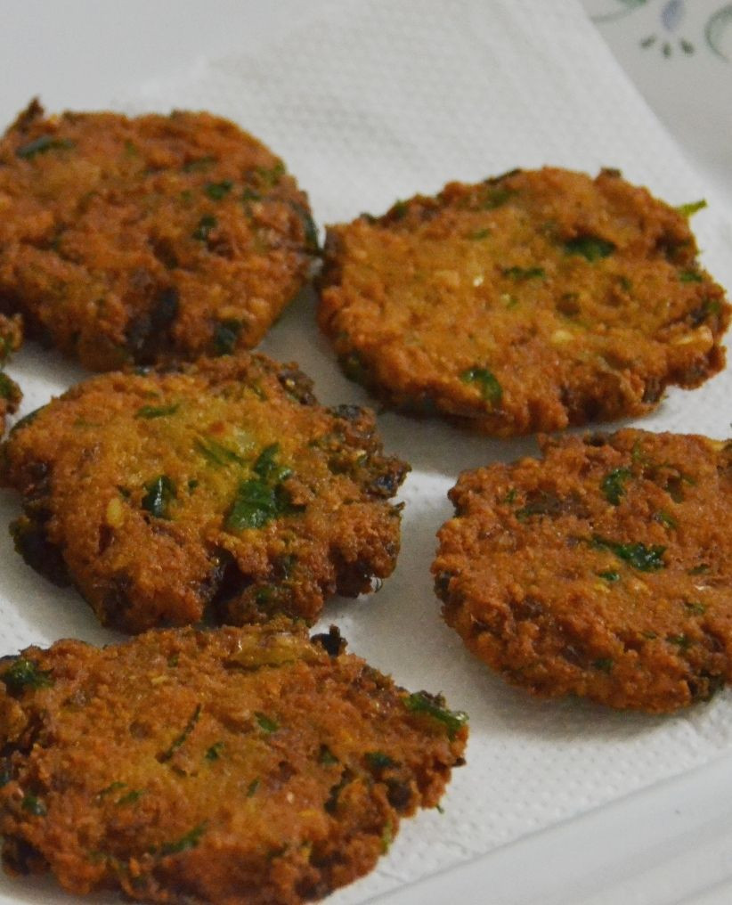 South Indian Snacks Recipes  Masala vada Tasty South Indian snack