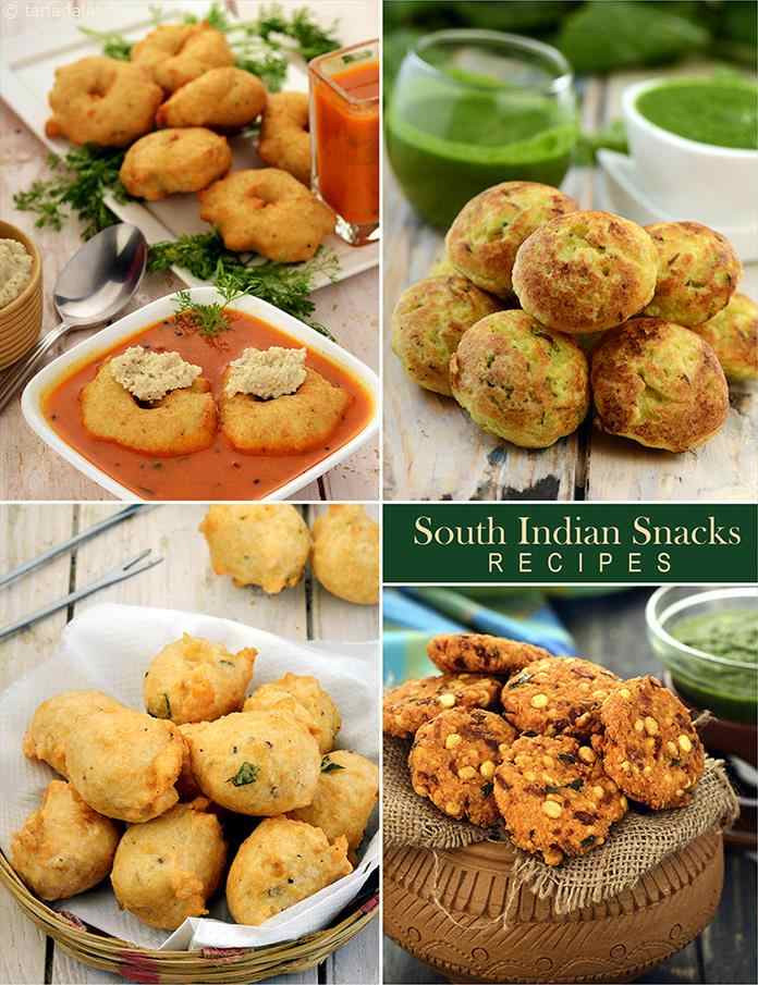 South Indian Snacks Recipes  South Indian Snacks Recipes