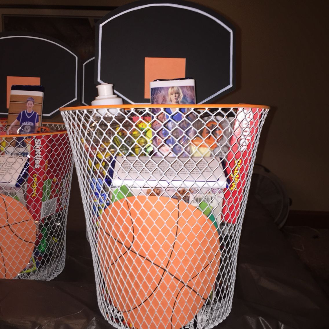 Sports Gift Ideas For Boys  Fun Sports Easter Basket Ideas for boys and girls