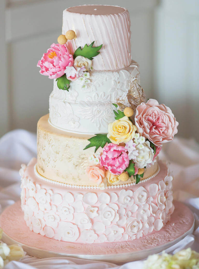 Spring Cake Recipes  Spring Wedding Cake Ideas These Will Leave You Breathless