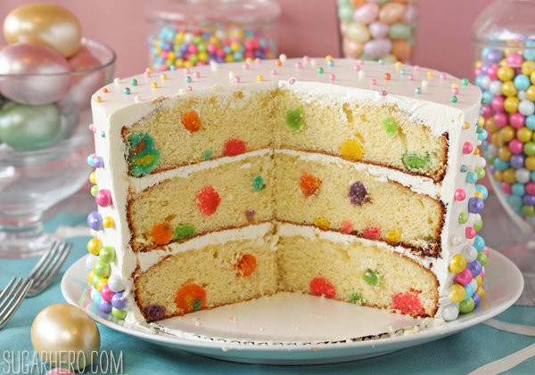 Spring Cake Recipes  Easy Easter Cake Ideas Recipes for Cute Easter Cakes