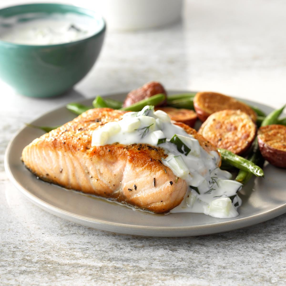 Spring Fish Recipes  11 Foods with More Calcium Than a Glass of Milk