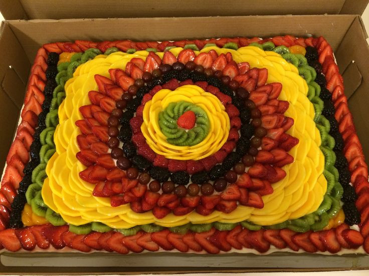 Spring Fling Cake Recipe  Spring fling cake from The Market on Larimer Square