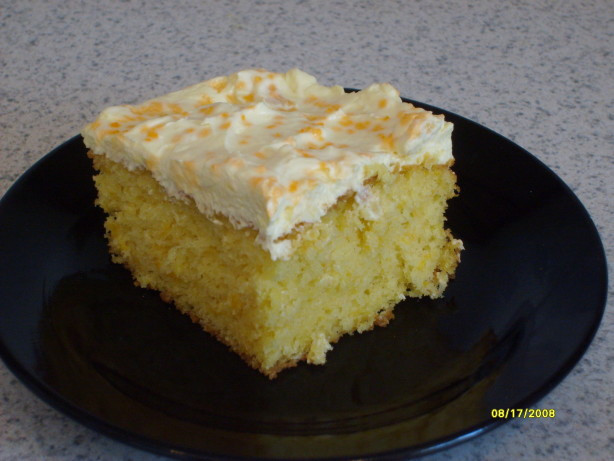 Spring Fling Cake Recipe  Spring Fling Cake Recipe Baking Food