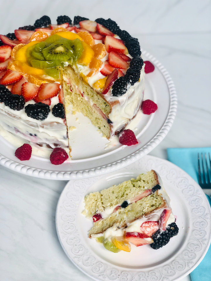 Spring Fling Cake Recipe  The Market Spring Fling Cake Super Safeway