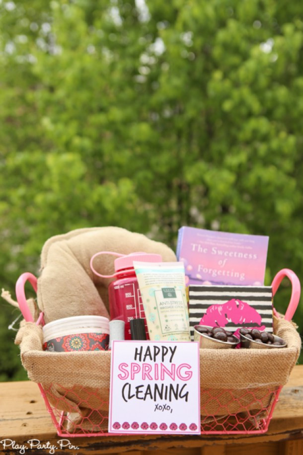 Spring Gift Basket Ideas  Do it Yourself Gift Basket Ideas for All Occasions