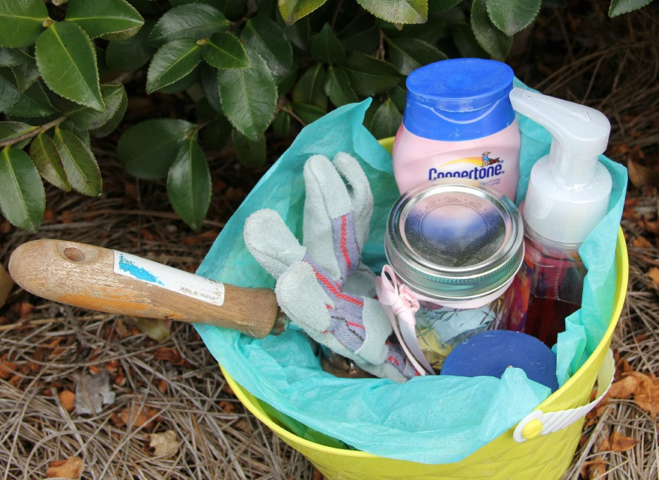 Spring Gift Basket Ideas  41 Ideas to Fill Spring Gift Baskets Earning and Saving