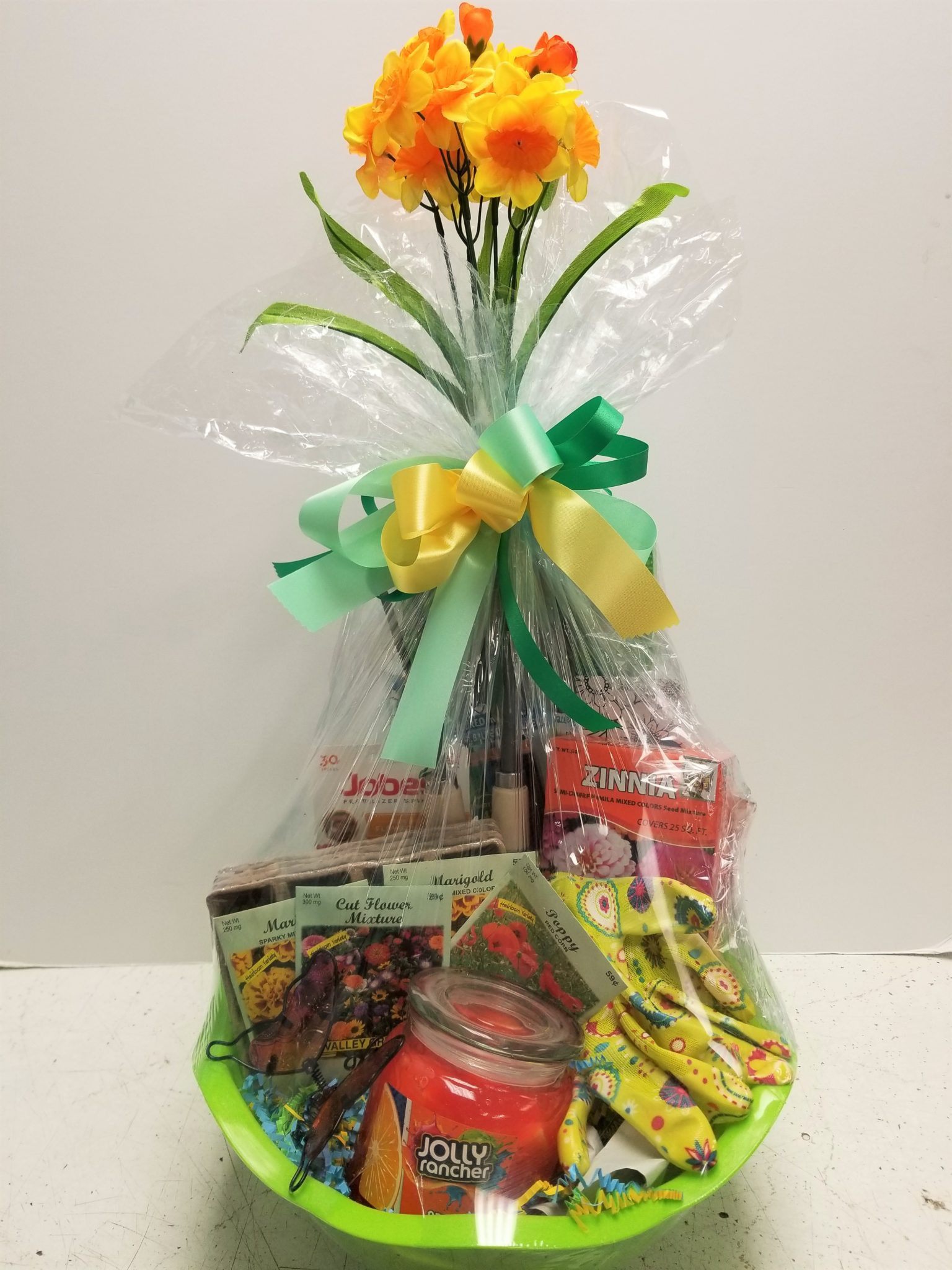 Spring Gift Basket Ideas  Gift Basket and Flower Ideas Product options