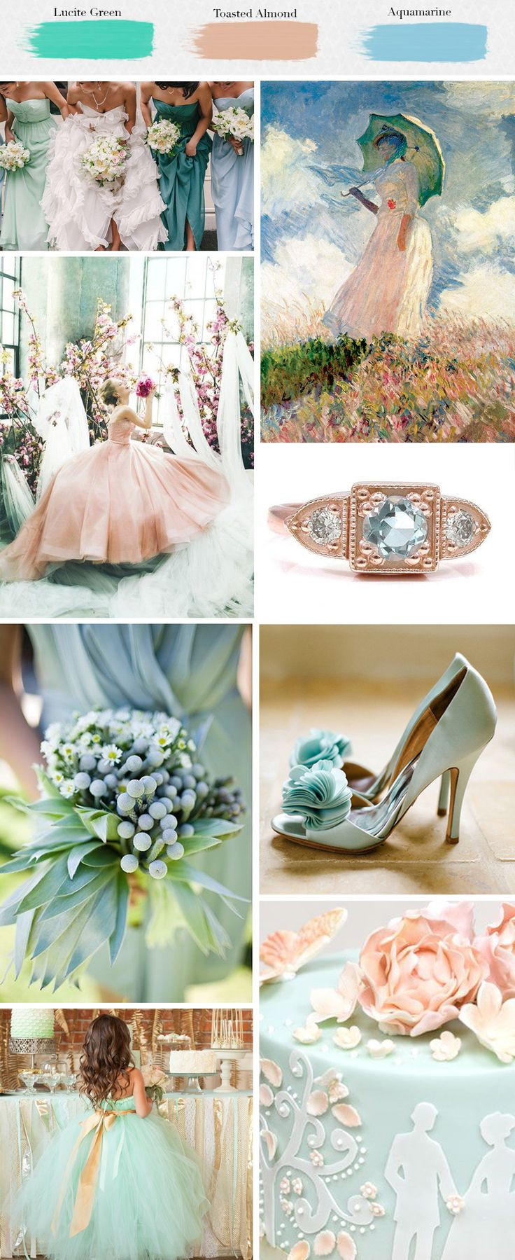 Spring Wedding Themes  Colorful Spring Wedding Party Theme Designs – Unique