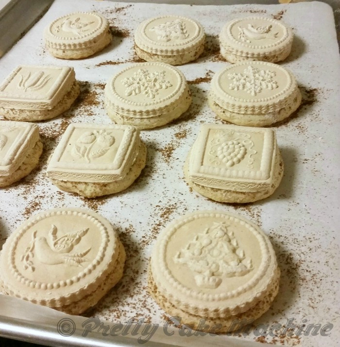 Springerle Cookies Recipe  Springerle Cookie Recipes for use with Wooden Springerle Molds