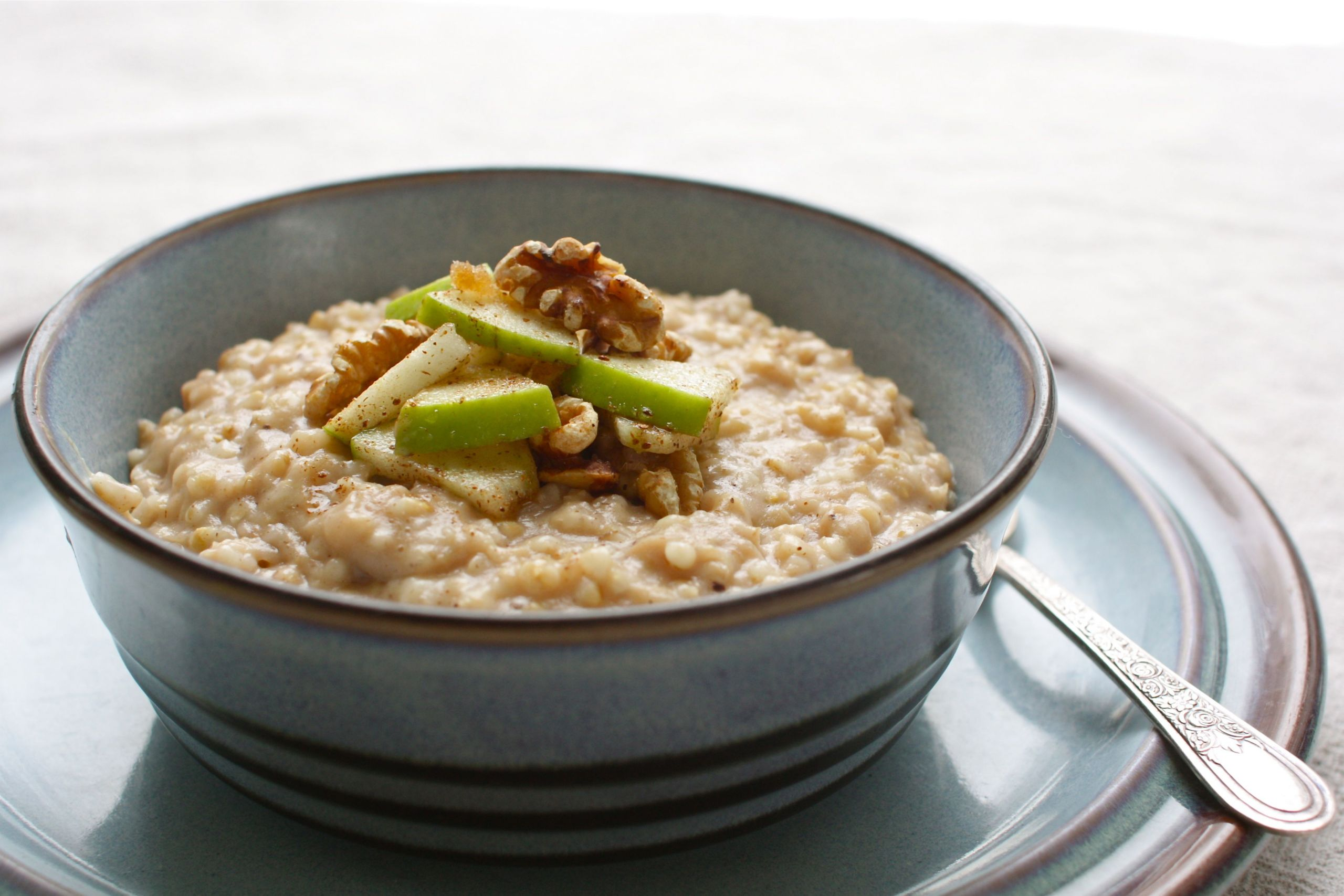 Steel Cuts Oats In Slow Cooker  How to Cook Apple Pie Steel Cut Oats in a Slow Cooker