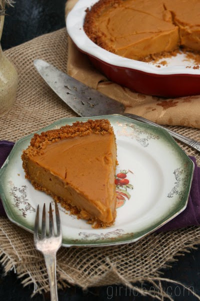 Sweet Potato Pie Crust  Coconut Sweet Potato Pie w Spiced Graham Cracker Crust