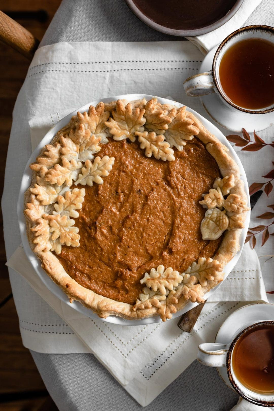 Sweet Potato Pie Crust  Old Fashioned Sweet Potato Pie