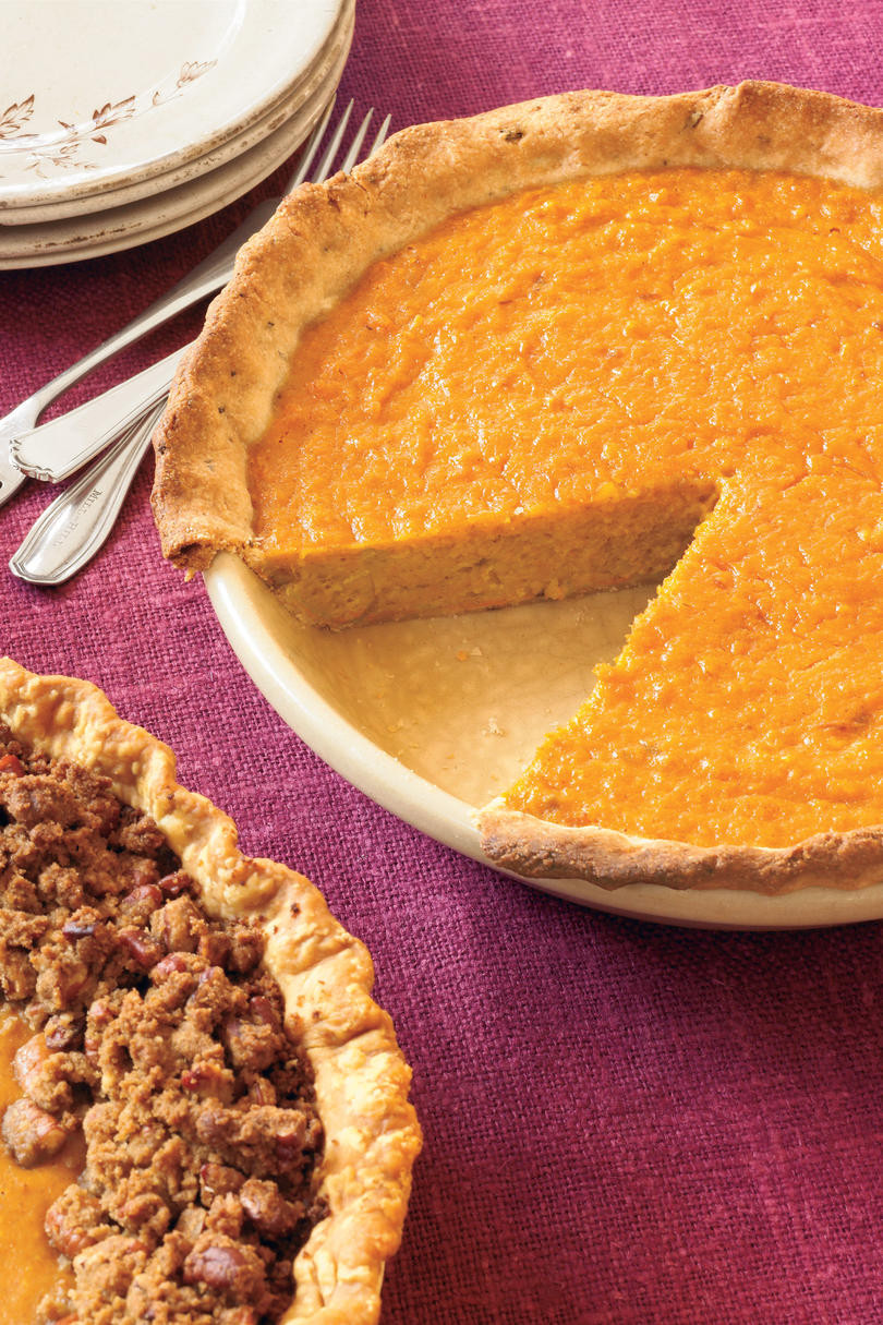 Sweet Potato Pie Crust  23 Sweet Potato Recipes Southern Living