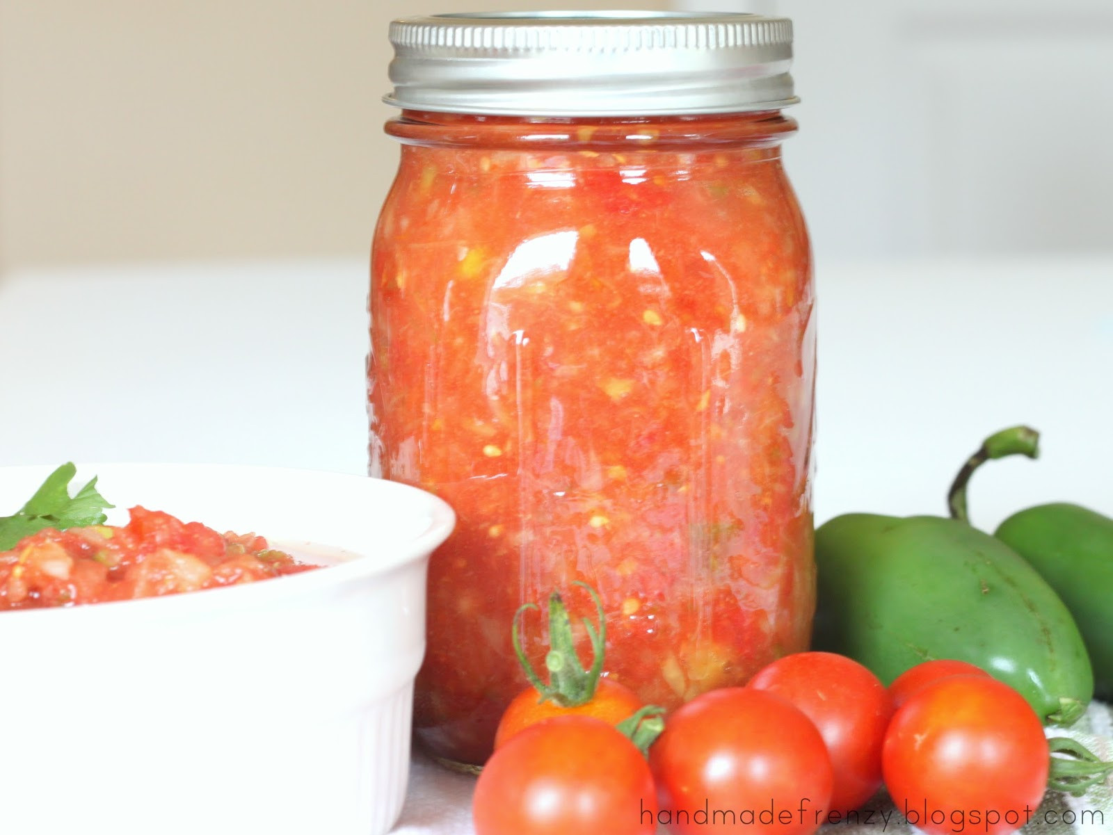 Sweet Salsa Recipe For Canning  Pineapple Salsa Recipe For Canning Handmade Frenzy