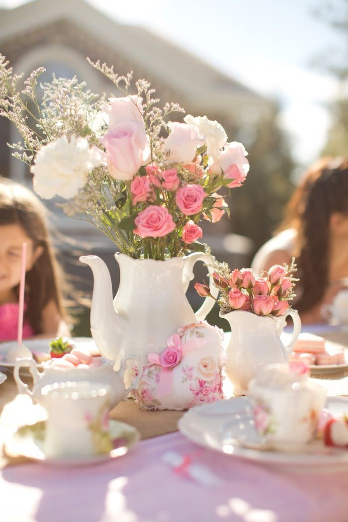 Tea Party Decorations DIY  40 Tea Party Decorations To Jumpstart Your Planning