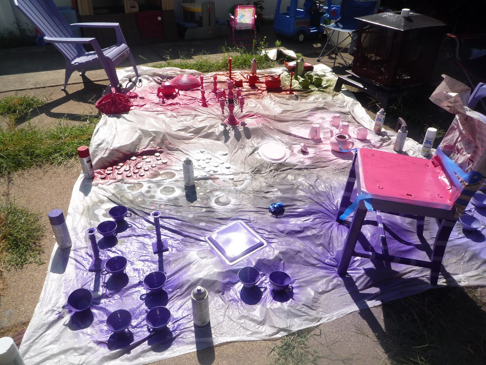 Tea Party Decorations DIY  A Busy Mom s Blog Mad Hatter Tea Party Decorations DIY