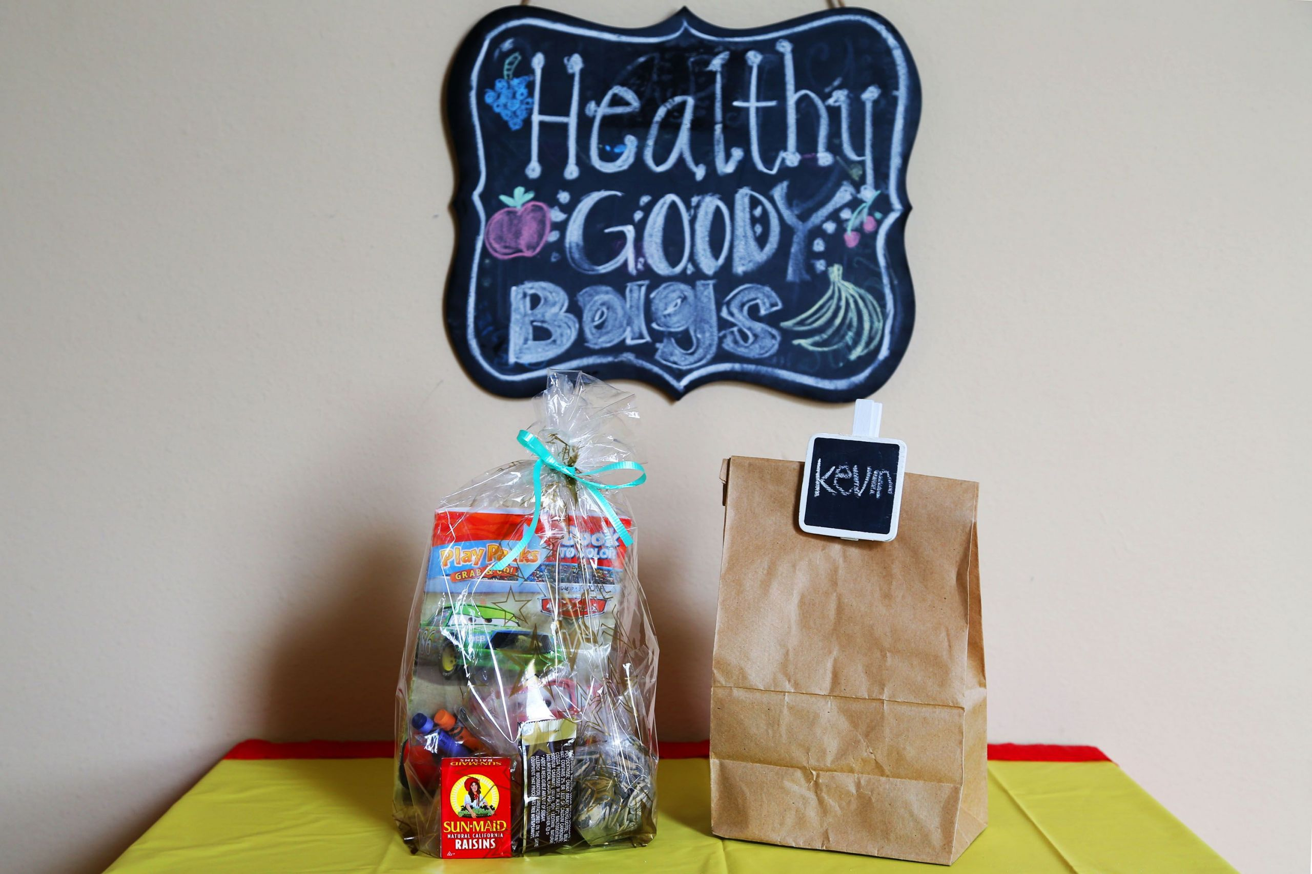 Tea Party Favors For Kids  Healthy Goody Bags for Kid s Parties