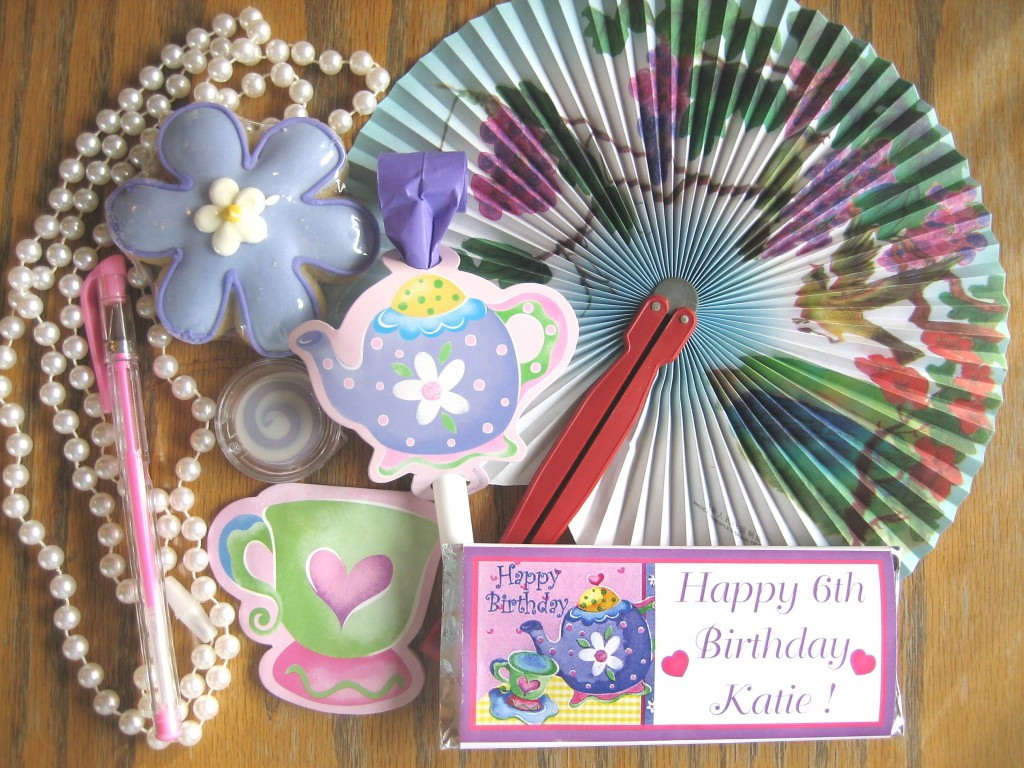 Tea Party Favors For Kids  Girls Tea Party Ideas and Supplies – Kids Birthday Parties