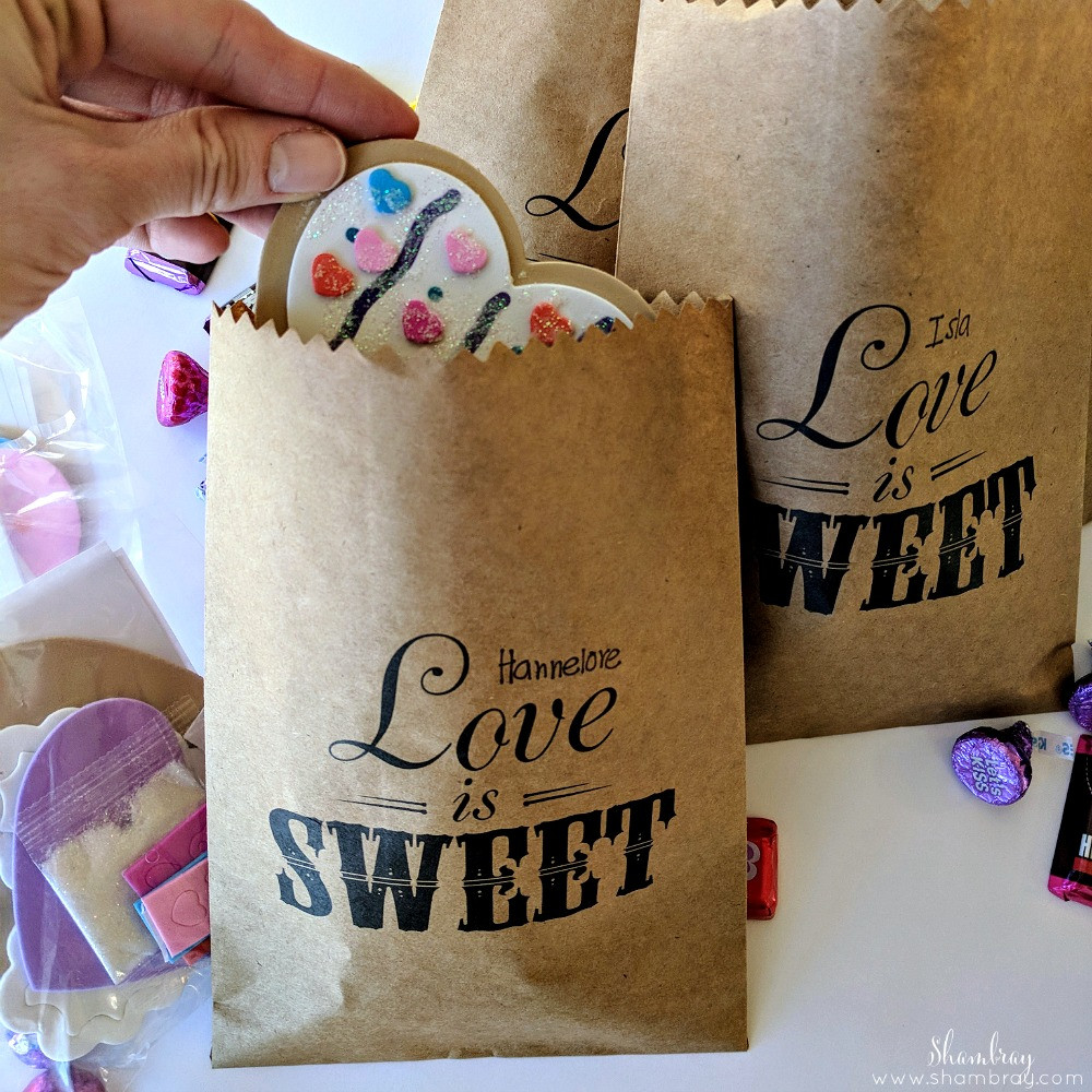 Tea Party Favors For Kids  Shambray Valentine s Day Tea Party for Kids