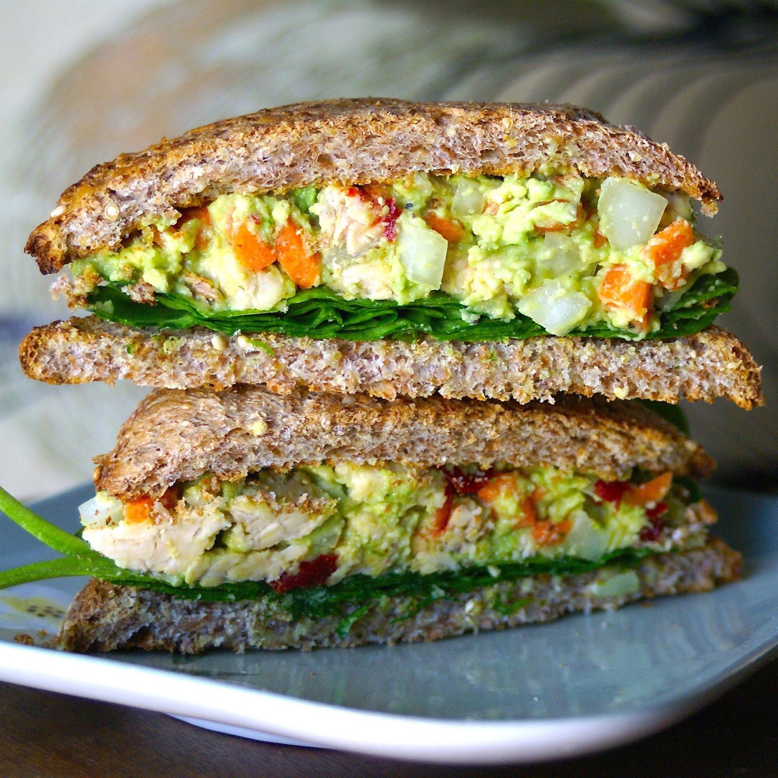 Tempeh Sandwich Recipes  Tempeh Salad Sandwich Hold the Mayo – Margaret s Dish