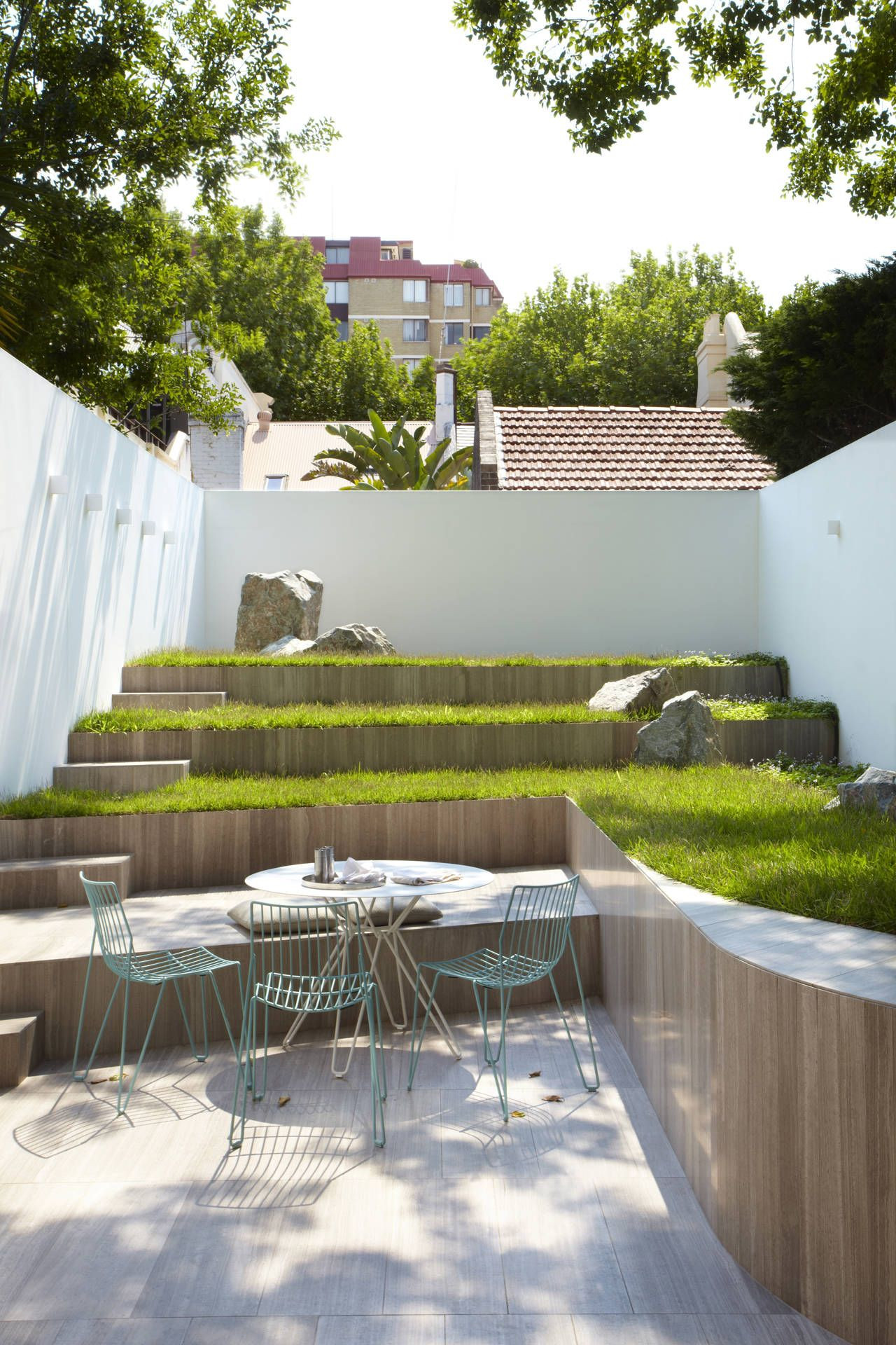 Terrace Landscape Architecture  Terraced Gardens How To Take Beauty To The Next Level