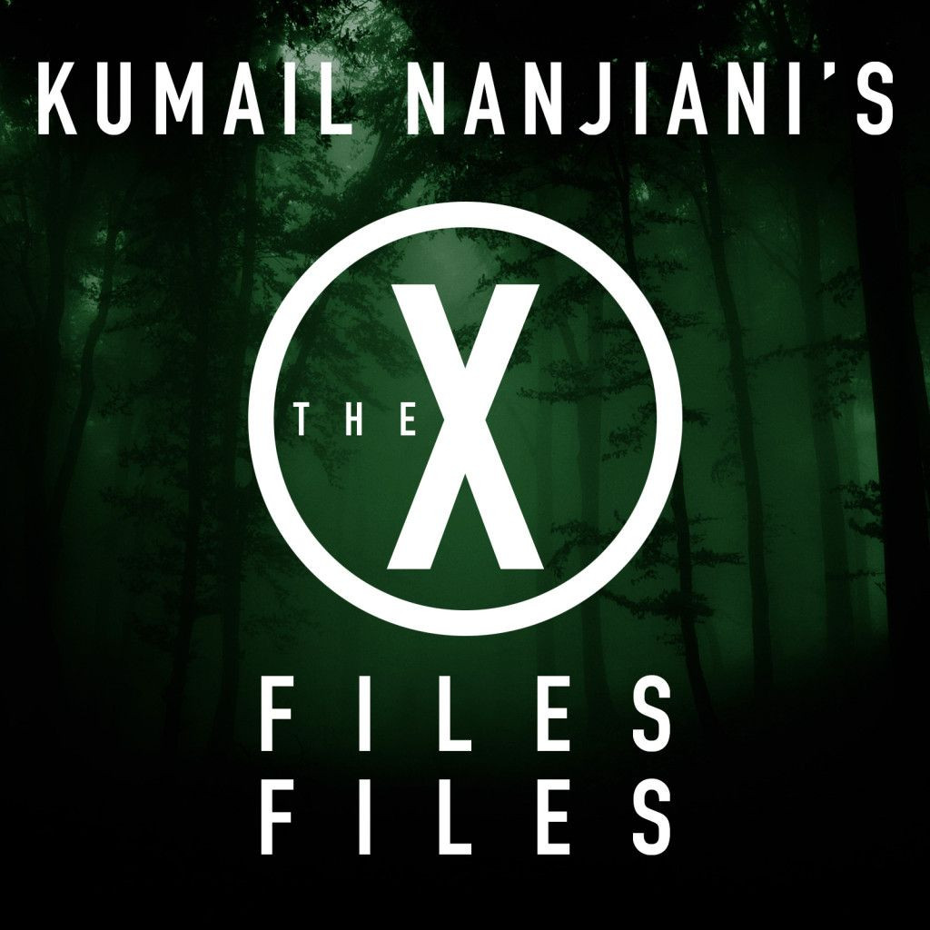 The Indoor Kids Podcast  Kumail Nanjiani discusses The X Files with fellow Indoor
