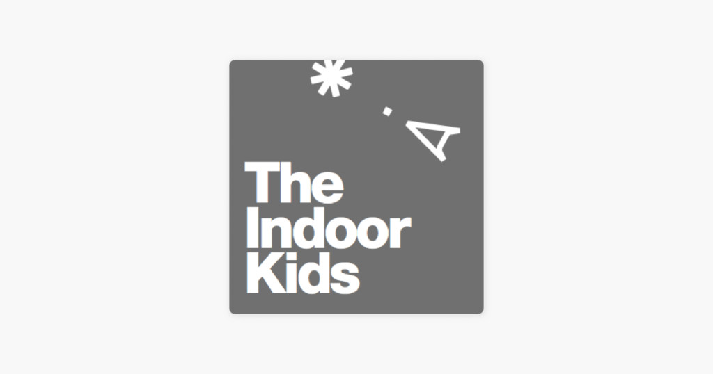 The Indoor Kids Podcast  The 12 Best Podcasts for Kids The Kid Bucket List