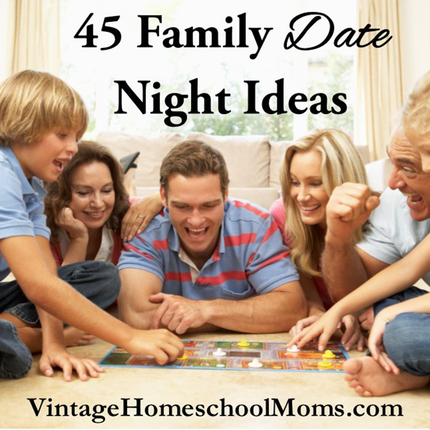 The Indoor Kids Podcast  Family Date Nights in 2020