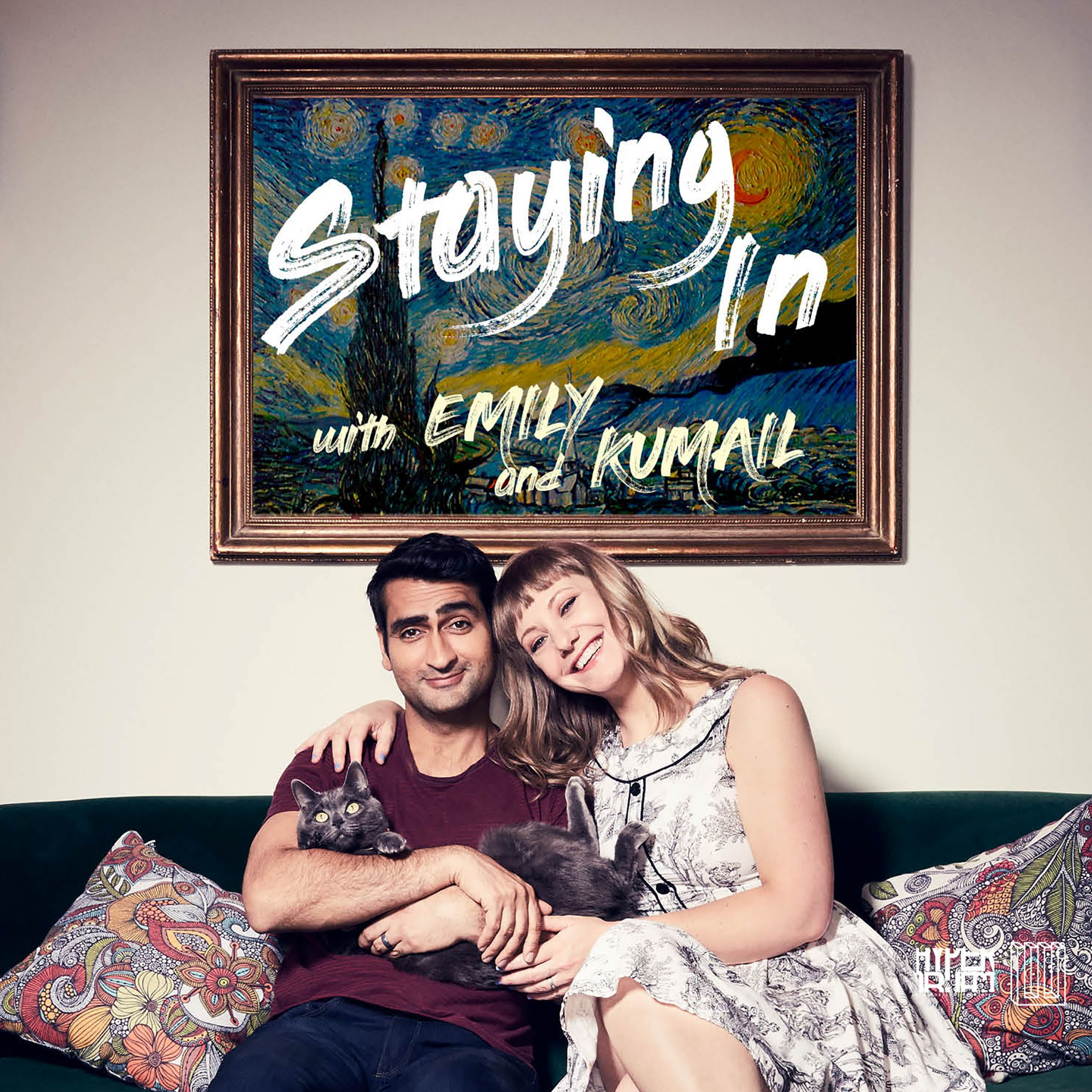 The Indoor Kids Podcast  Staying in with Emily and Kumail The indoor kids podcast