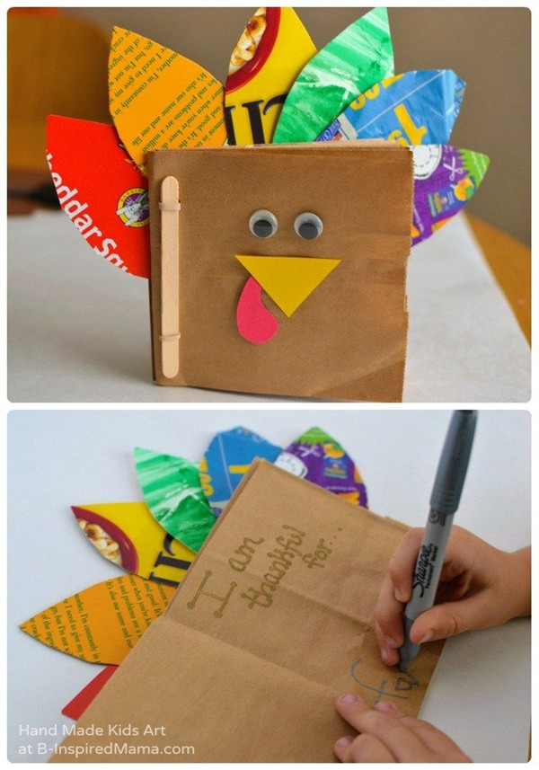 Toddler Arts And Crafts Ideas  30 Easy Thanksgiving Arts and Crafts Ideas for Kids