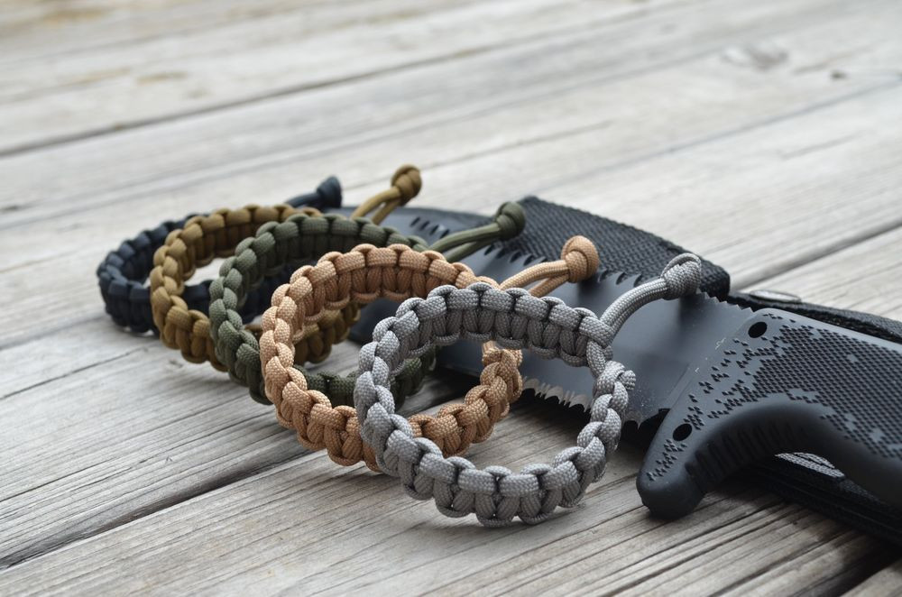 Tom Hardy Bracelet  5 Pack Mad Max Fury Road Tom Hardy design Paracord