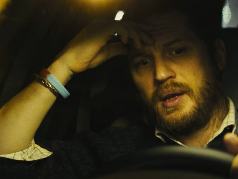 Tom Hardy Bracelet  The Essential Nature of Simple Costume in Locke