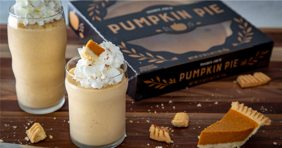 Trader Joe'S Pumpkin Pie  Trader Joe s Pumpkin Pie Just $1 99 Today ONLY