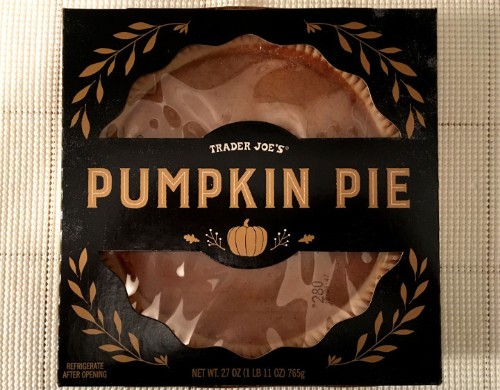 Trader Joe'S Pumpkin Pie  Trader Joe s Pumpkin Pie Review – Freezer Meal Frenzy