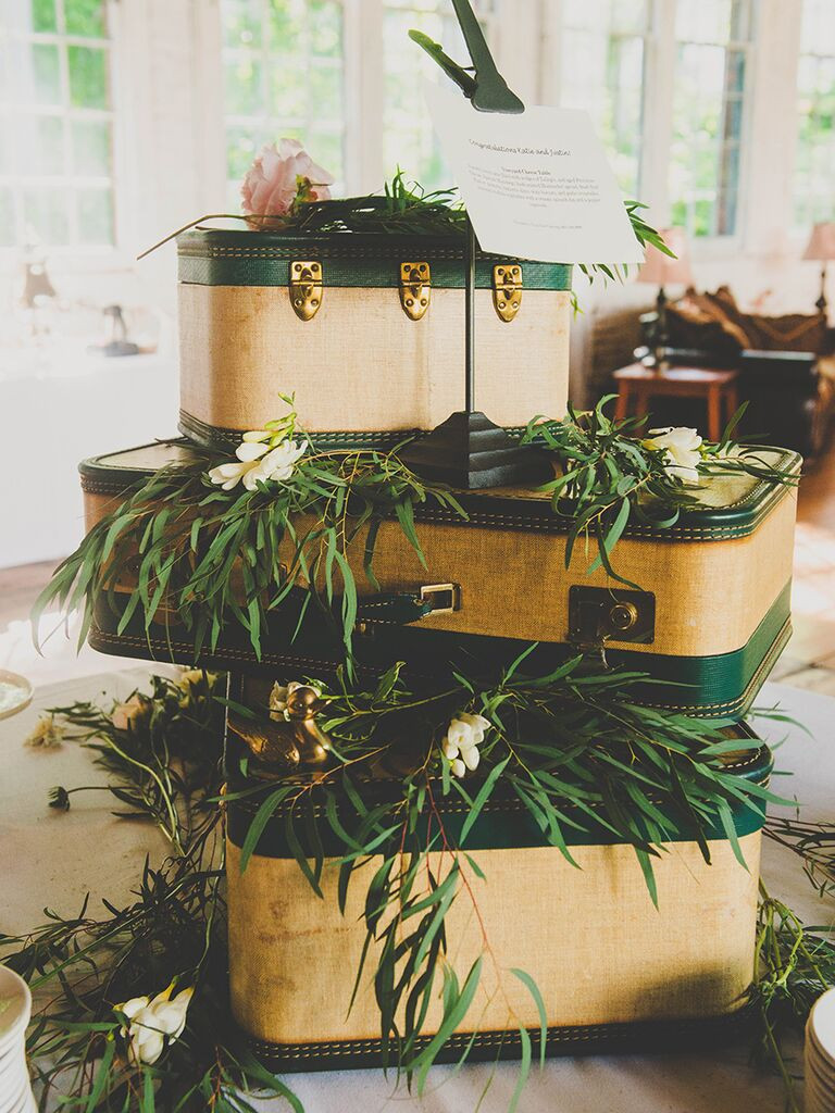 Travel Theme Wedding  15 Creative Ideas for a Travel Themed Wedding