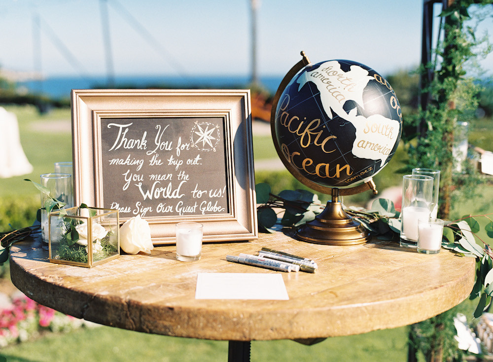 Travel Theme Wedding  25 Adorable Details For a Travel Themed Wedding