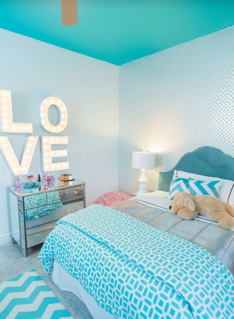 Turquoise Bedroom Decoration  15 Best About Turquoise Room Decorations