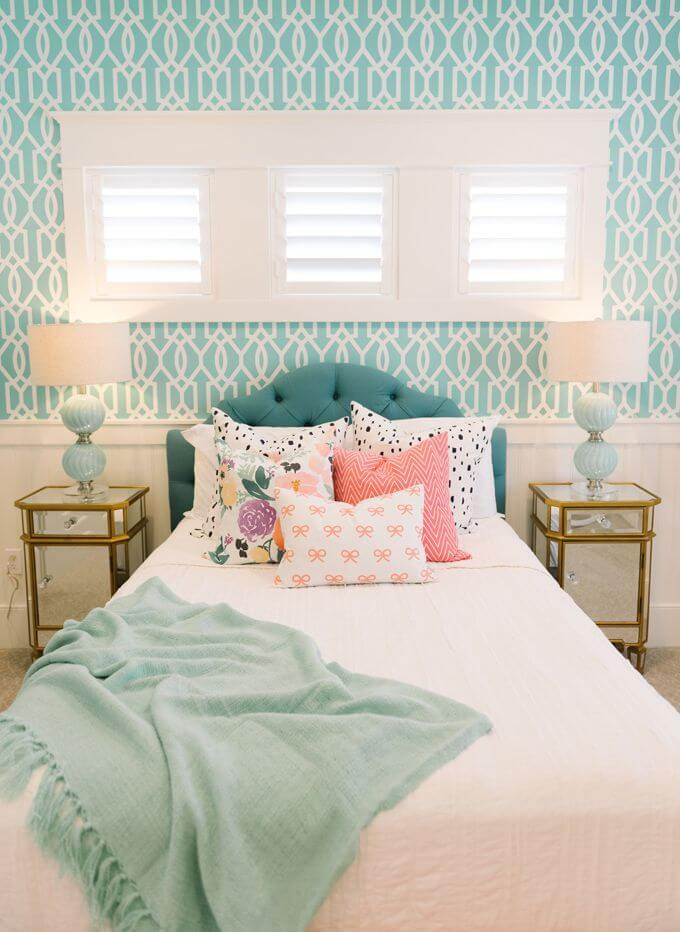 Turquoise Bedroom Decoration  Best 17 Turquoise Room Ideas For Modern Design and Decor