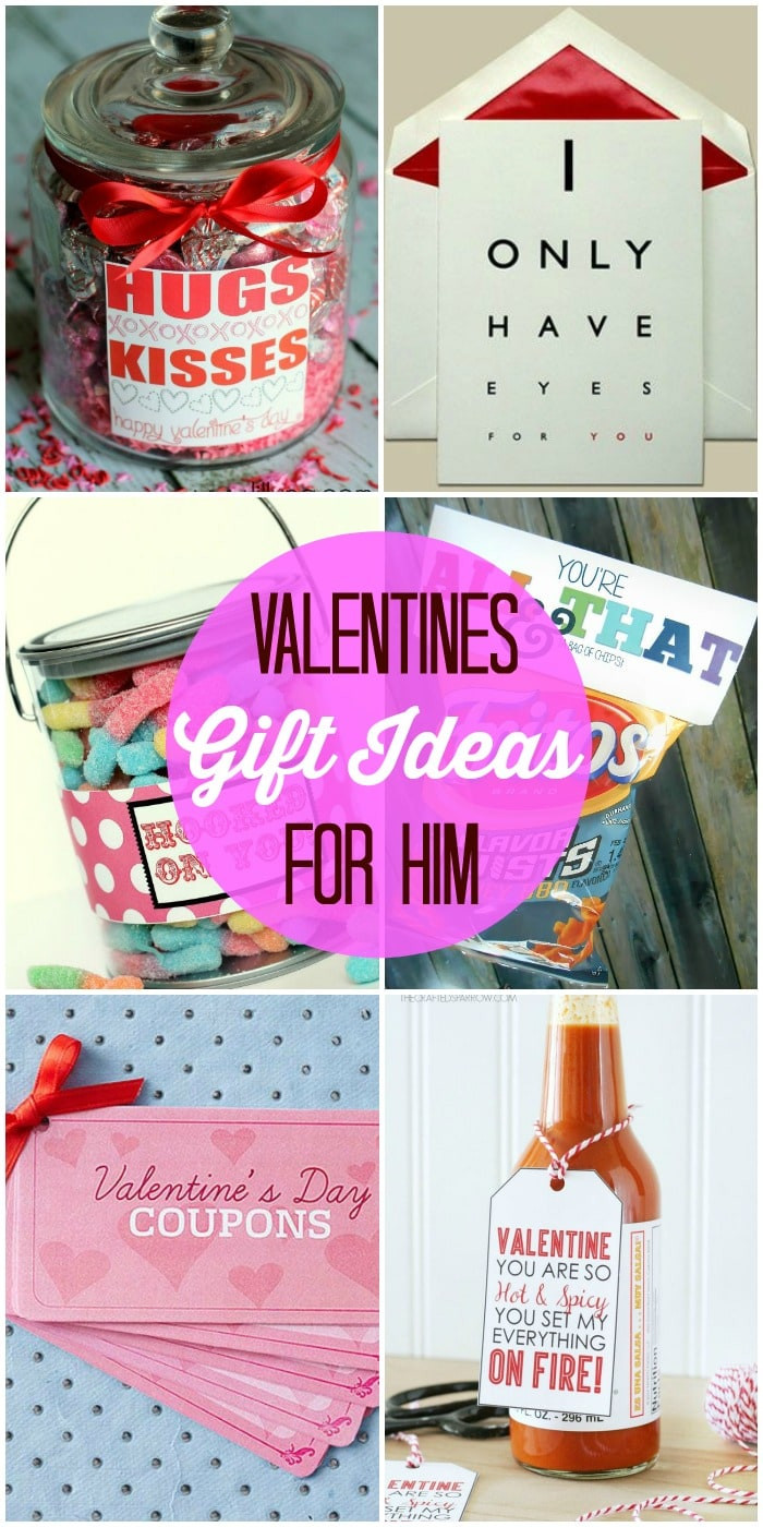 Valentine Boyfriend Gift Ideas  Valentine s Gift Ideas for Him