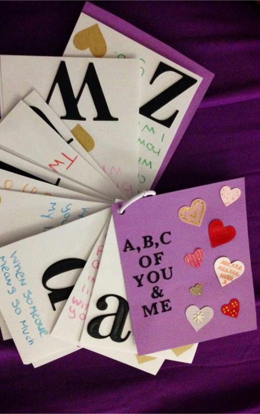 Valentines Gift Ideas For Boyfriend  26 Handmade Gift Ideas For Him DIY Gifts He Will Love