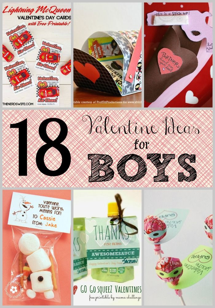 Valentines Gift Ideas For Boys  Pin on Valentine s Day