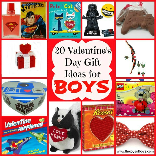 Valentines Gift Ideas For Boys  Gift ideas Archives The Joys of Boys