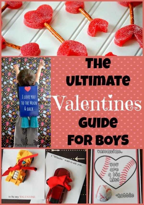Valentines Gift Ideas For Boys  The Ultimate List of Valentine Ideas for Boys Mom vs the