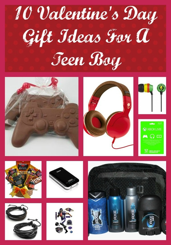 Valentines Gift Ideas For Boys  10 Valentines Day Gift Ideas For a Teen Boy The Kid s