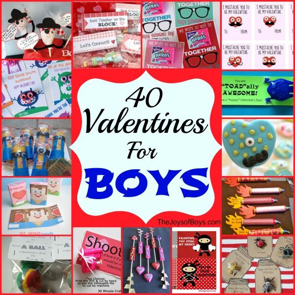 Valentines Gift Ideas For Boys  17 Best images about Valentines Day Cards & Exchange Ideas