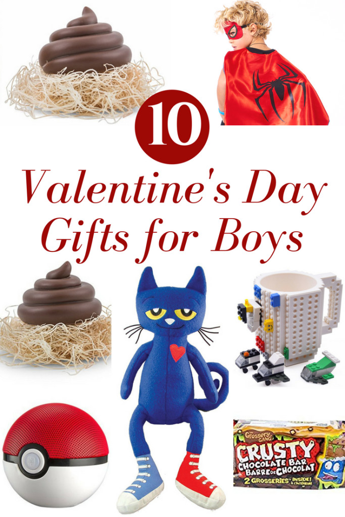 Valentines Gift Ideas For Boys  10 Valentine s Day Gifts for Boys The Mommy Mix